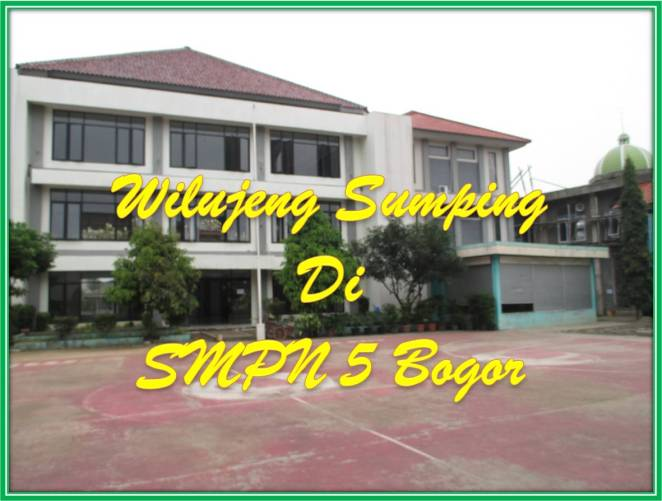 Gedung SMPN 5 Bogor