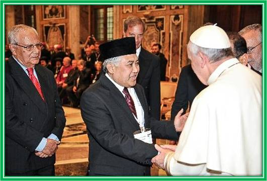 Din Syamsuddin dan Tokoh Agama Lain