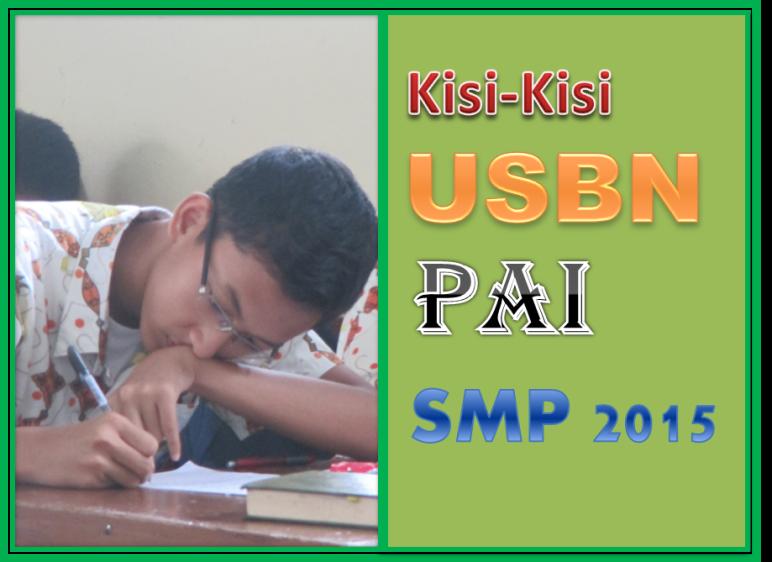 Kisi-Kisi USBN 2015